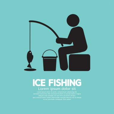 Download Ice Fishing Free Vector Eps Cdr Ai Svg Vector Illustration Graphic Art