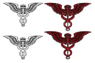 Medical serpent