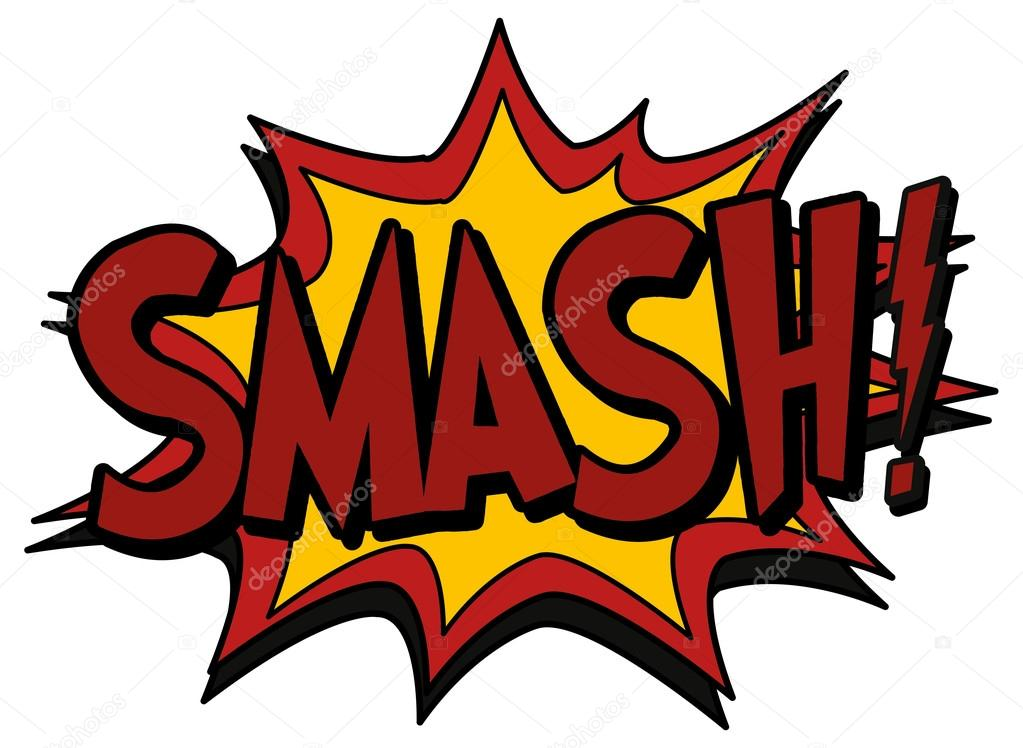 explosion bubble smash stock vector scotferdon 59016479