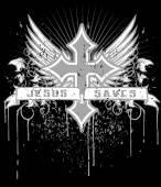 Text jesus saves
