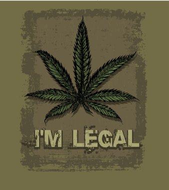 I'm legal
