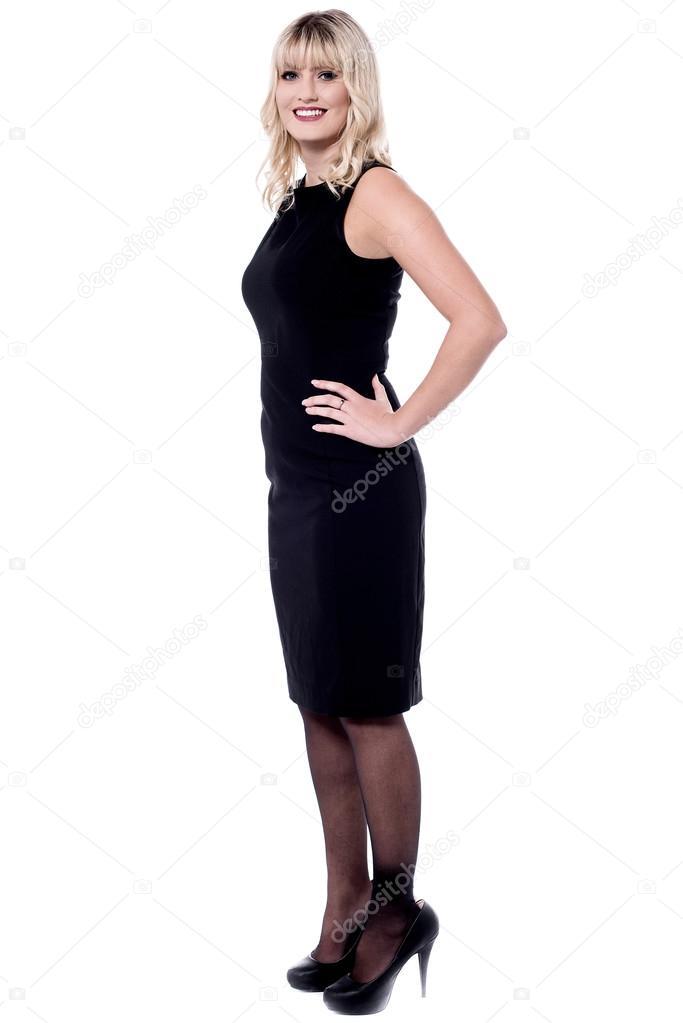 jurk zonder mouwen