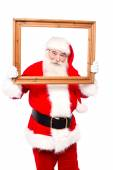 Fotografie Santa Claus with picture frame