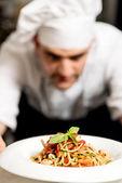 kuchař na Těstovinový salát