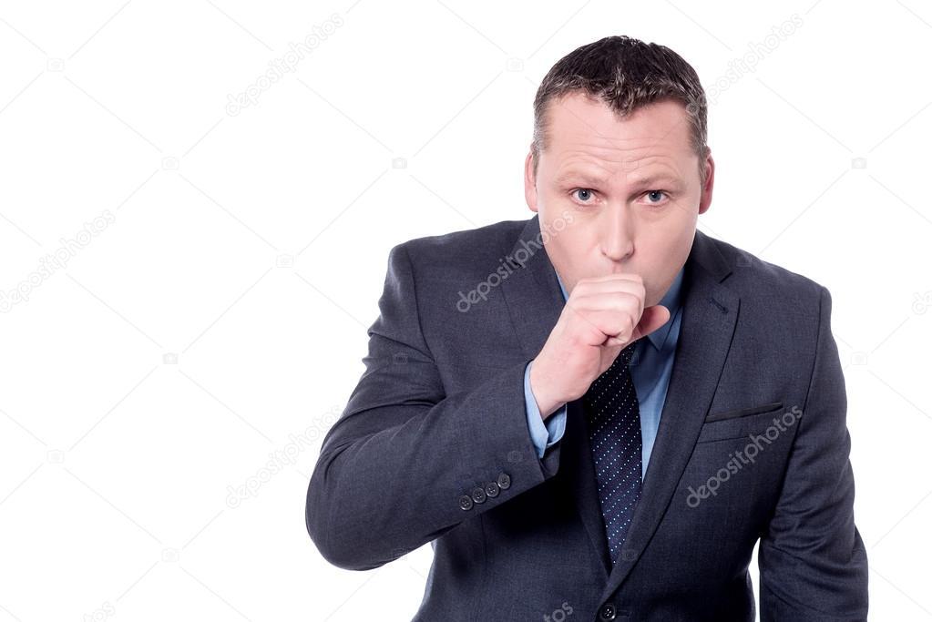 Je cherche un homme d'affaire