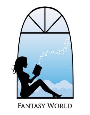 dive into the fantasy world of books