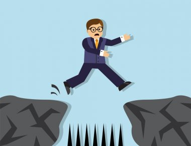 Hazards and risks in the business