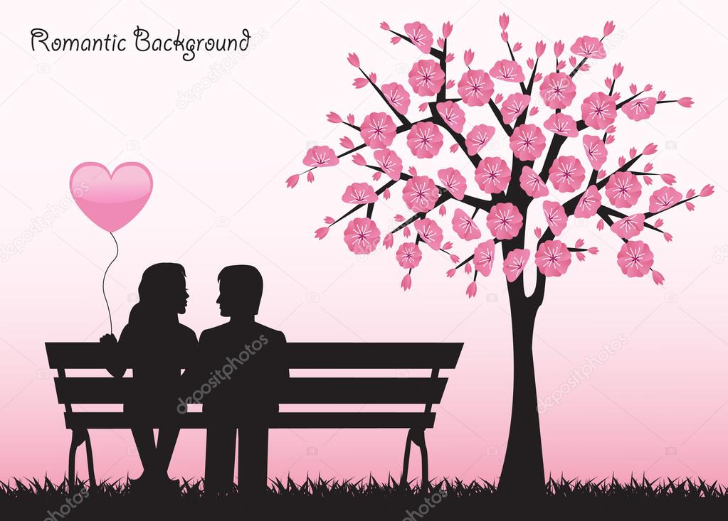 date under the cherry tree
