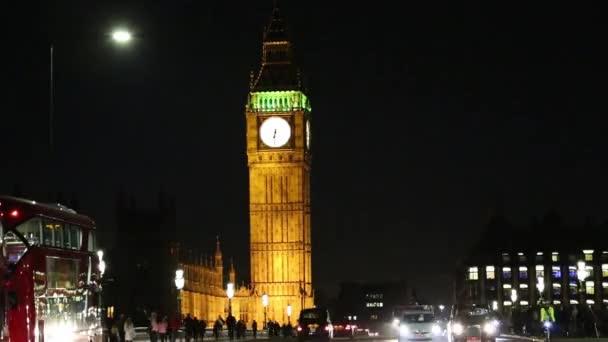 Pohled na Londýn, patří Big Ben
