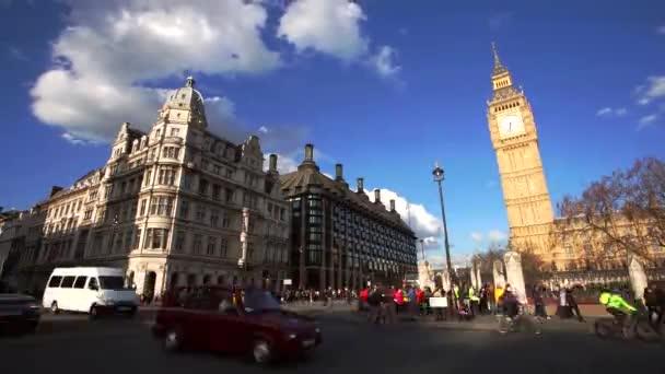 Scene of London Westminster include Big Ben