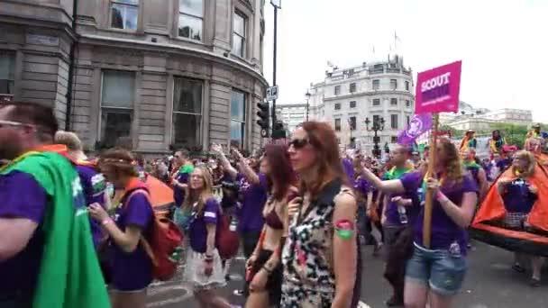 2015, London Pride