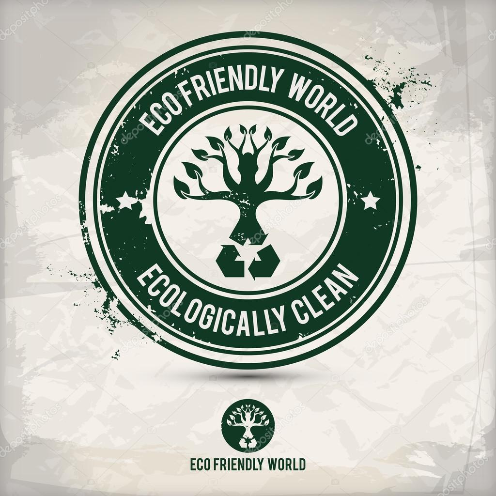 alternative eco friendly world stamp
