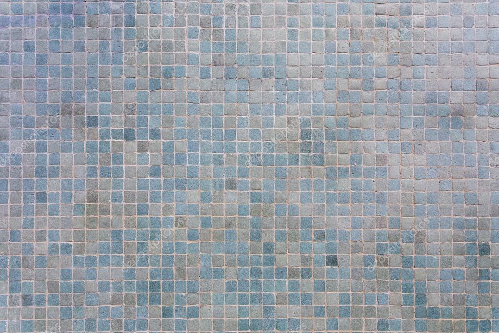 Texture piastrelle blu u foto stock romantsubin