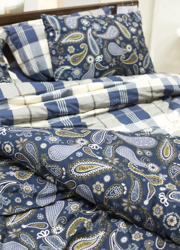 Картинка подушки и одеяла