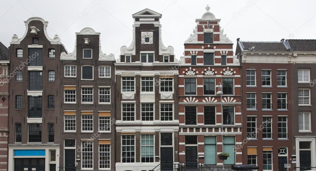 Arquitectura de holanda amsterdam holanda foto de for Arquitectura holandesa