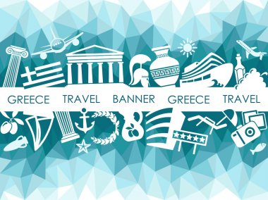 The Greek banner