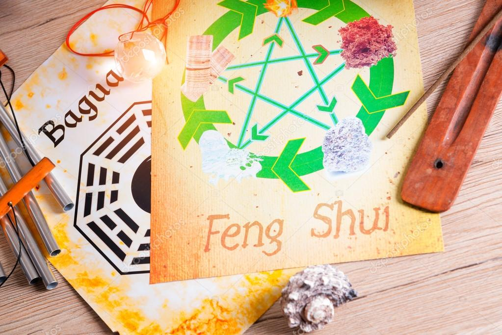 Concept image of Feng Shui