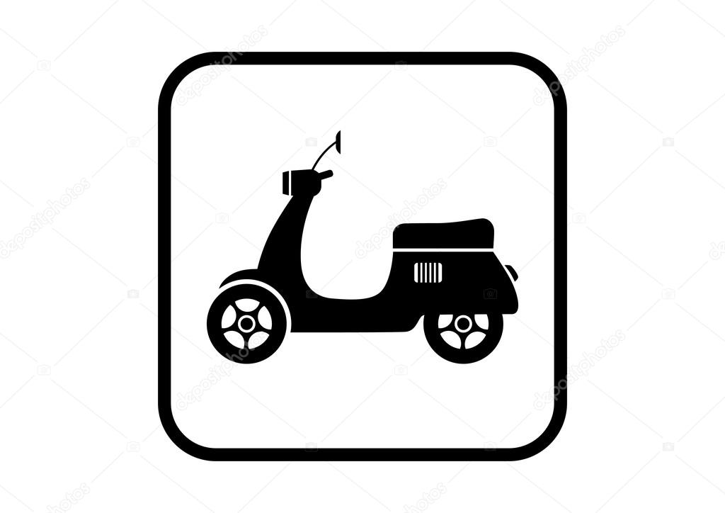 scooter vector icon on white background stock vector c anthonycz 91142682 scooter vector icon on white background stock vector c anthonycz 91142682