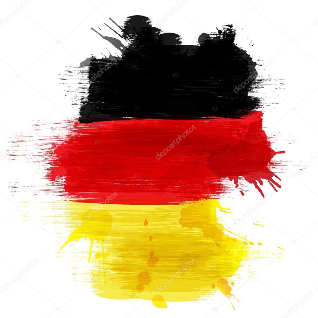 Mappa di grunge della germania con la bandiera tedesca - Bandiera della pagina di colorazione della germania ...