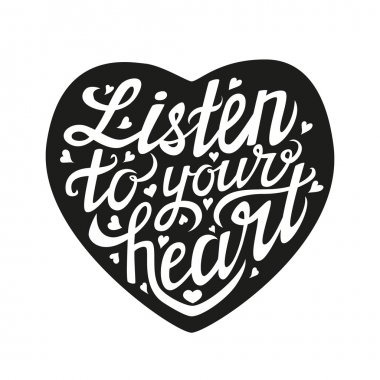 Listen to your heart card
