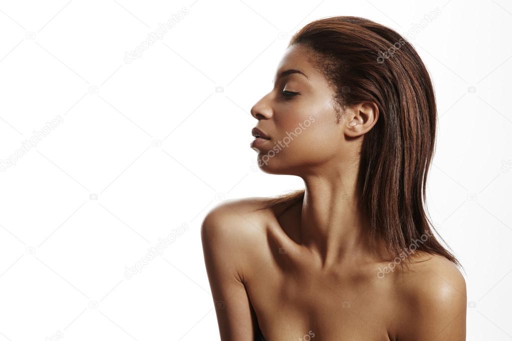 Sexy touching boobs