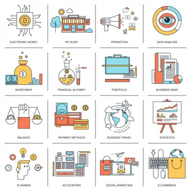 Business concepts.