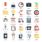 Fotografie Büro-Ikonen