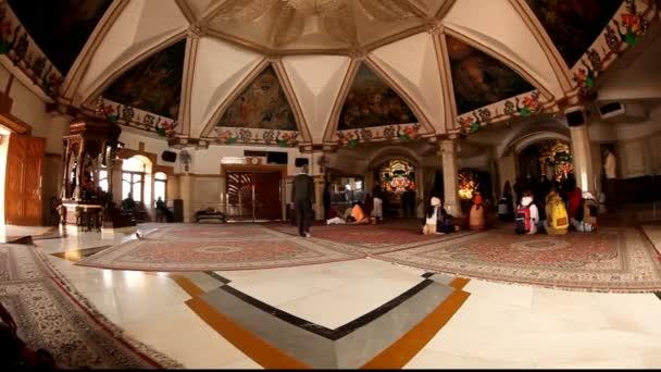 Kirtan in ISKCON Delhi Temple