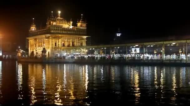 Golden Tempel bei Nacht