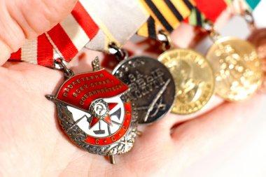 Medals of  World War II