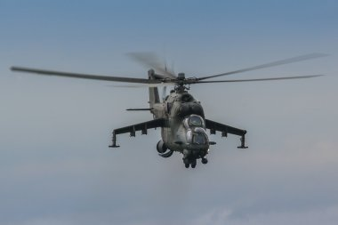 Mi-24 Hind in Nowy Targ