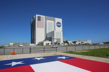 The Vehicle Assembly Building (VAB)