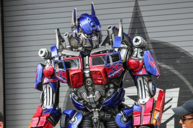 Transformers in Orlando