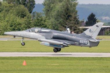 L-159 Alca is landing