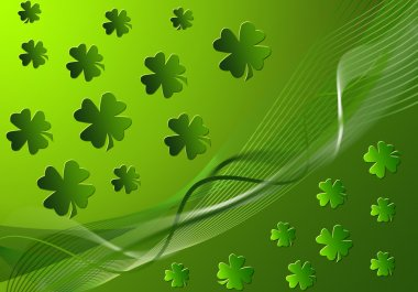 Design for the St Patricks Day.