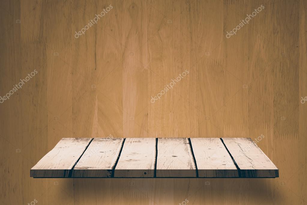 Houten Planken Tegen De Muur.Houten Plank Tegen Houten Muur Stockfoto C Wavebreakmedia 106411178