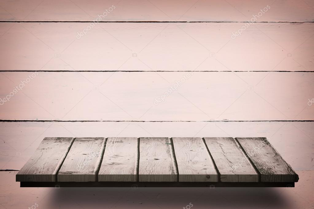 Houten Planken Tegen De Muur.Houten Plank Tegen Houten Muur Stockfoto C Wavebreakmedia 106412182