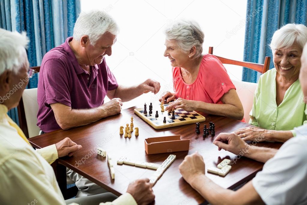 Игры дом пожилых пансионат для престарелых в иваново