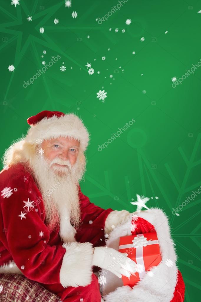 "Презентация на тему: ""Все про Деда Мороза и Новый год 74"