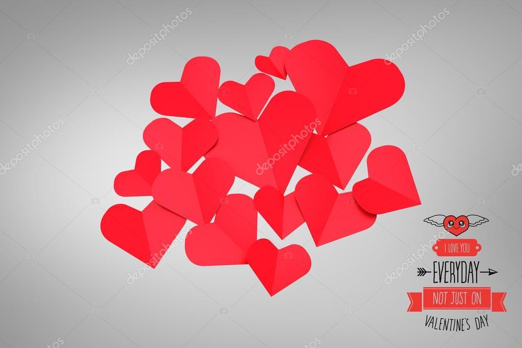 Imagem Composta De Mensagem Fofo Dia Dos Namorados
