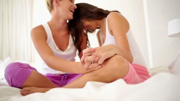 lesbische massage pics