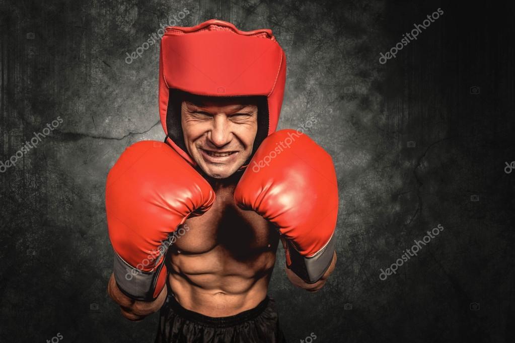 Картинки злые боксеры