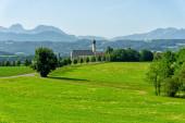 Fotografie Wallfahrtskirche Wildeshausen in Bayern