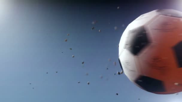 UEFA Fußball Ball intro