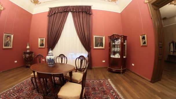 Vintage house dining room