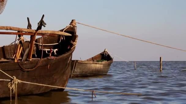 halászati kikötő, a Duna-deltában