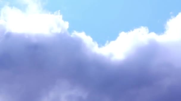 mraky timelapse