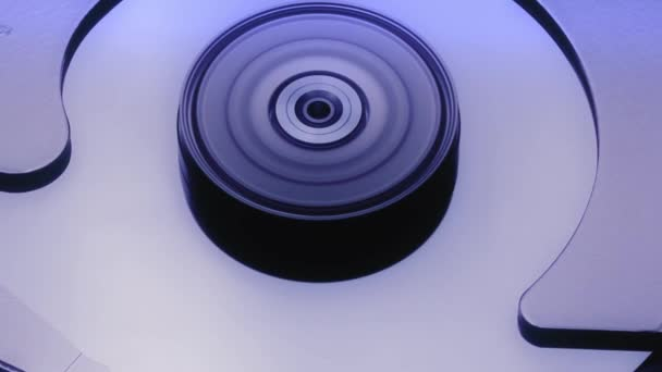 Hard disk drive operation