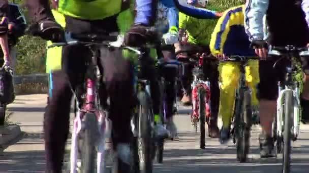Dobrogea, Romania - 11 October 2011: Dobrogea fortresses on the bike tour
