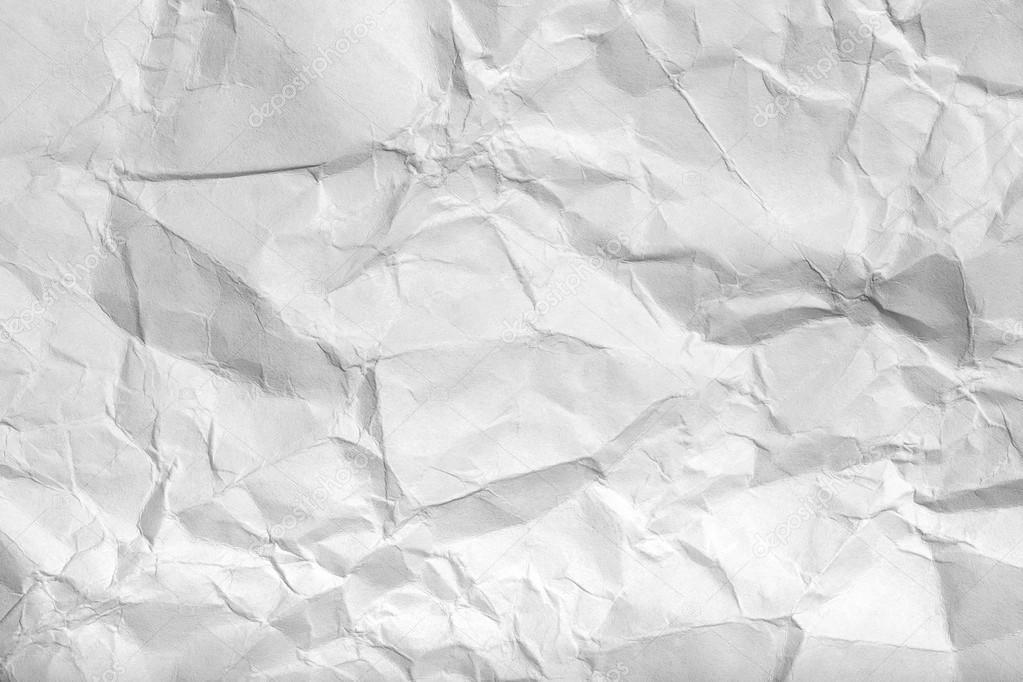 A textura de papel amassado para plano de fundo — Stock Photo ...
